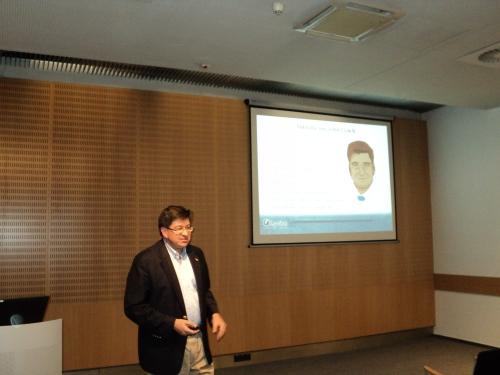 American Business Culture Seminar at International Paper