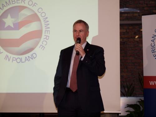 Paul Fogo, AmCham Board Member